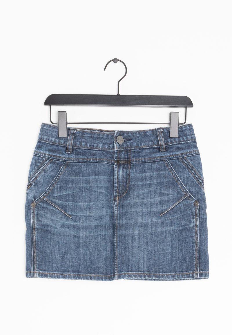 CLOSED - Spódnica jeansowa - blue