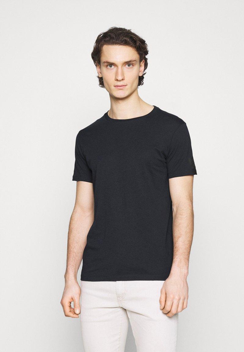 Replay - Print T-shirt - dark blue