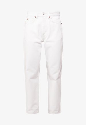 PEARL - Relaxed fit jeans - tinted white