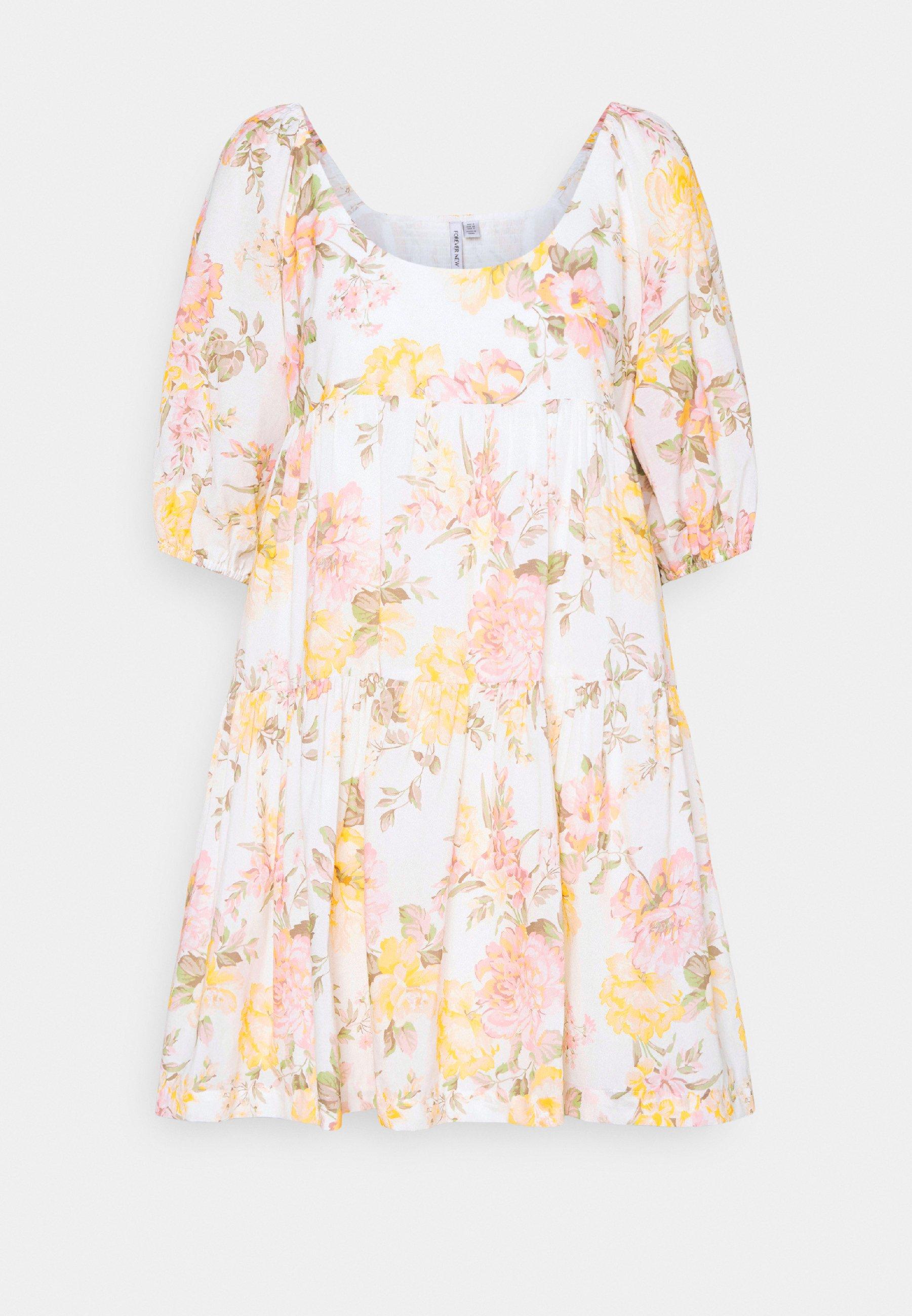 Damen RUBI BABYDOLL DRESS - Freizeitkleid