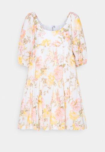 RUBI BABYDOLL DRESS - Robe d'été - vintage splendor