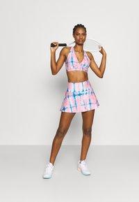 EleVen by Venus Williams - TENNIS SKIRT BUILT IN SHORTIE - Urheiluhame - multi-coloured - 1