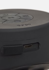 TYPO - SHOWER SPEAKER - Speaker - premium jett black - 5