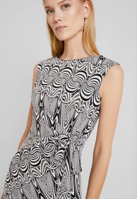 Anna Field - Day dress - white/black - 3