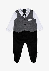 Jacky Baby - WAGENANZUG CLASSIC - Sleep suit - black - 0