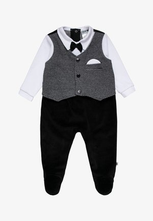 WAGENANZUG CLASSIC - Sleep suit - black