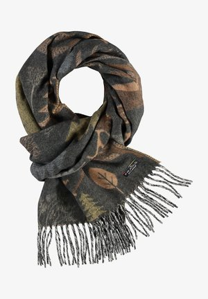 Scarf - charcoal