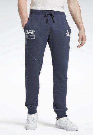 UFC FG FIGHT WEEK JOGGERS - Pantalon de survêtement - blue