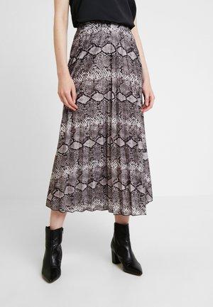 A-snit nederdel/ A-formede nederdele - light grey/white