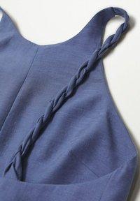 Mango - Jumpsuit - blue - 8