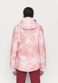 Roxy - PRESENCE - Snowboardová bunda - silver pink - 2