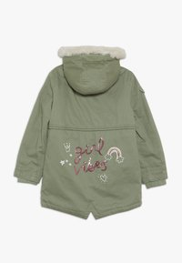 mothercare - PADDED WITH TRIMS - Parka - khaki - 1