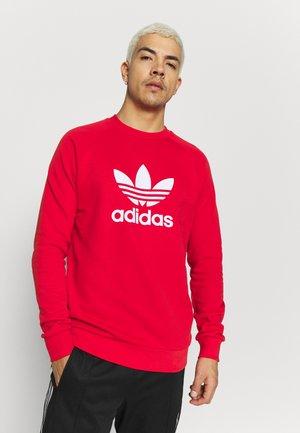 TREFOIL CREW UNISEX - Sweatshirt - lusred