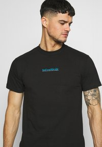 HUF - AINT NO SUNSHINE - Print T-shirt - black - 3