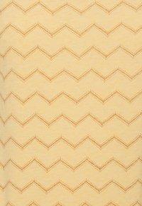 Ragwear - TAG CHEVRON - Žerzejové šaty - yellow - 6