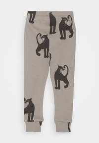 Mini Rodini - BABY PANTHER UNISEX - Leggings - Trousers - grey - 1