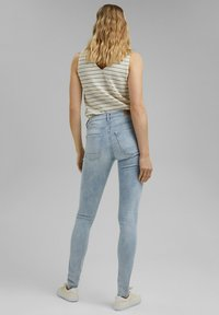 Esprit - Jeans Skinny Fit - blue bleached - 2