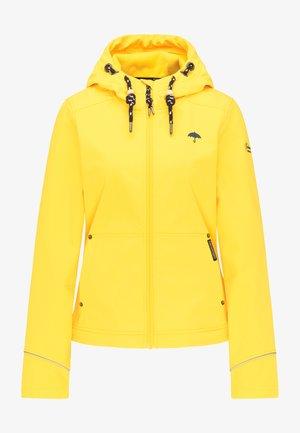 Outdoor jacket - yellow