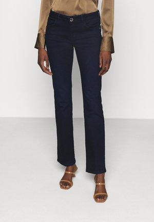 SUMNER - Flared Jeans - dark blue