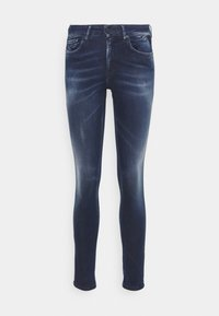 Replay - NEW LUZ - Jeans Skinny Fit - dark blue - 5