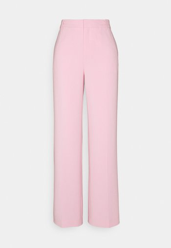 HUTTON TROUSER - Kalhoty - candy pink