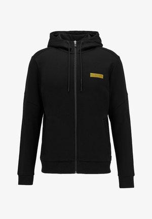 SAGGY BATCH Z - Zip-up hoodie - black