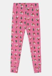 GAP - GIRL XMAS  - Pyjama set - parisian pink - 2