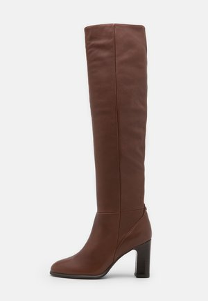URICA - Over-the-knee boots - cognac