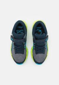 ASICS - GT-1000 10 UNISEX - Stabilty running shoes - french blue/digital aqua - 3