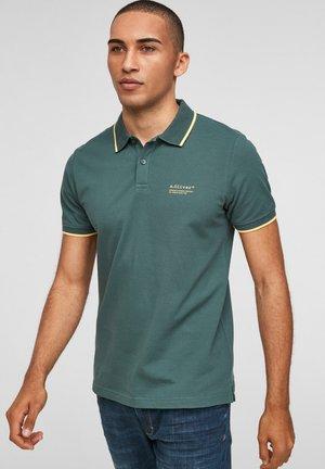 Polo shirt - petrol