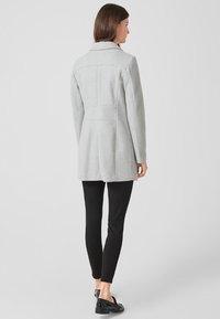 s.Oliver - Short coat - light grey melange - 2