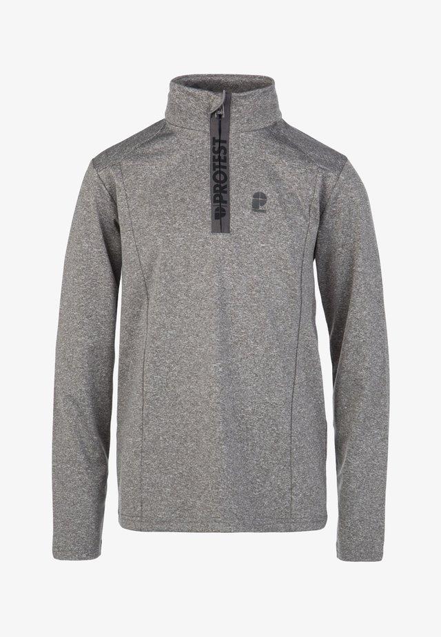 WILLOWY  - Fleece jumper - dark grey