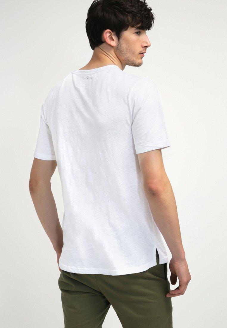 Minimum DELTA  - Basic T-shirt - white V5cYh