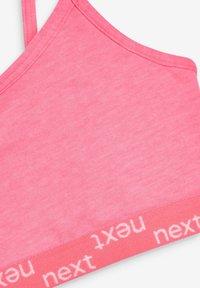 Next - 3 PACK  - Débardeur - pink - 5