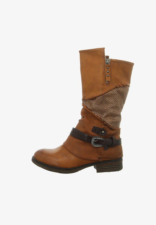 Boots - antik brown