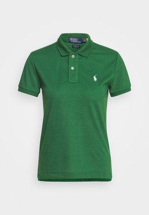 Polo shirt - stuart green