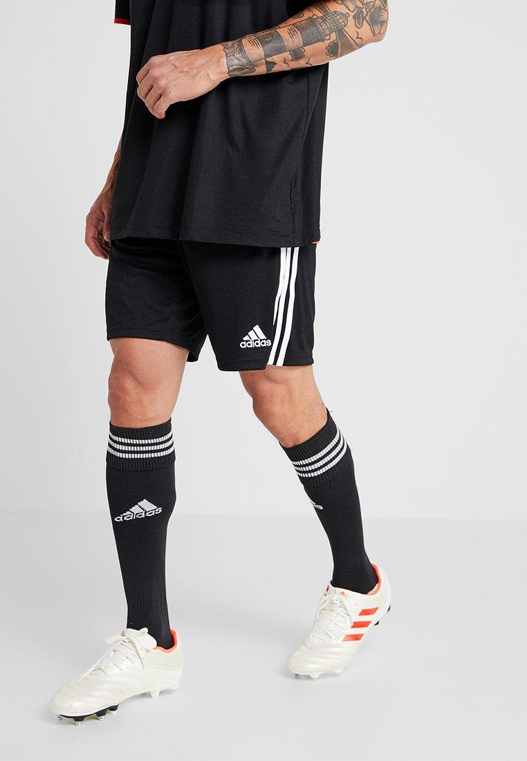 adidas Performance - JUVENTUS TURIN H SHO - Korte broeken - black/white