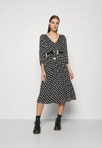 American Vintage - ABBODI - Day dress - black - 1
