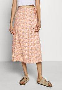 esmé studios - BELLA  - A-line skirt - carnelian - 0