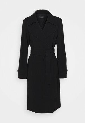 OAKLANE ADMIRAL - Klasický kabát - black