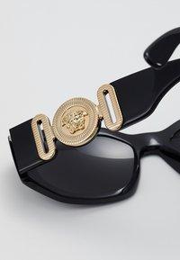 Versace - UNISEX - Sunglasses - black - 5