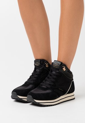 BEVINDA MID - High-top trainers - black