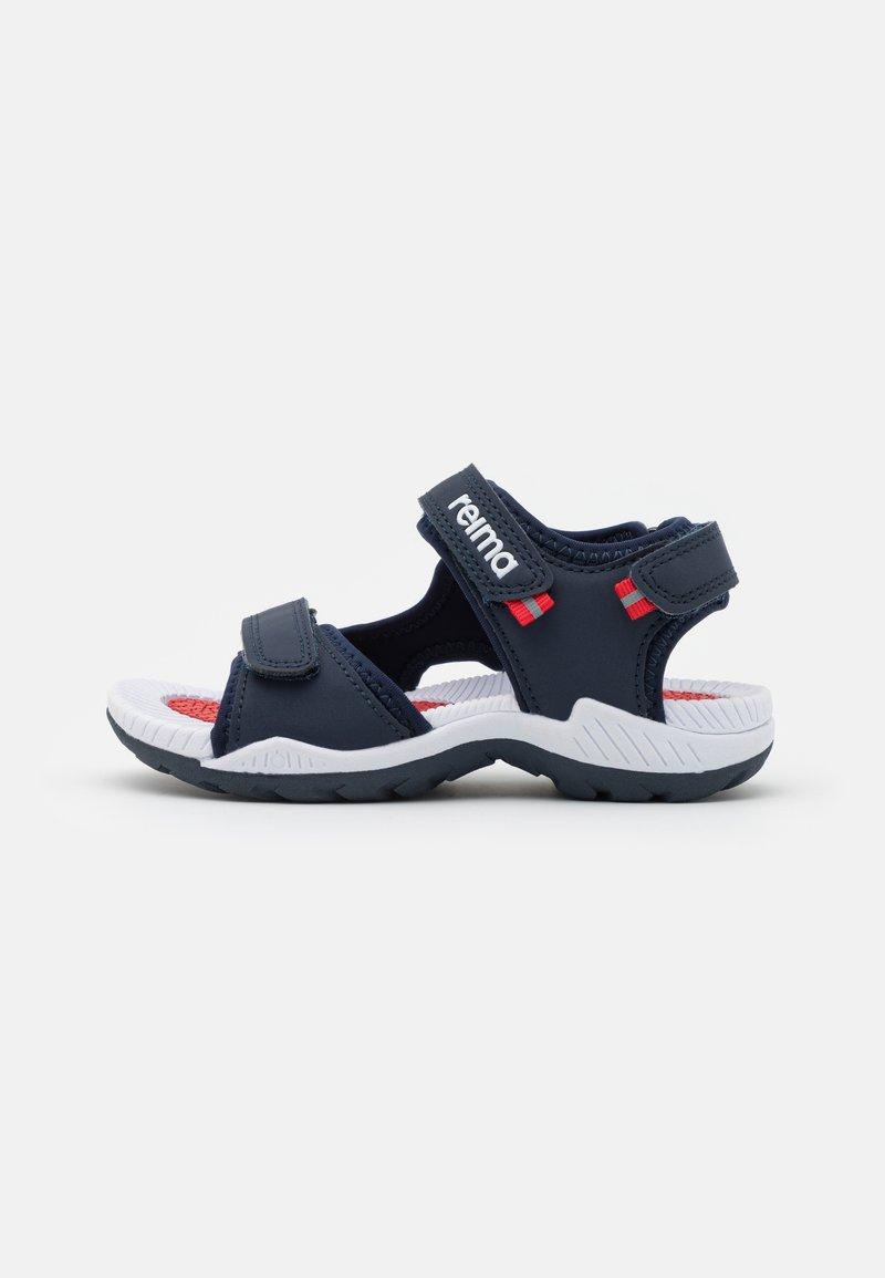 Reima - RATAS UNISEX - Chodecké sandály - navy