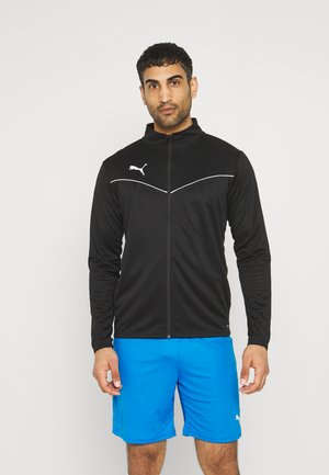 TEAMRISE - Training jacket - black/white