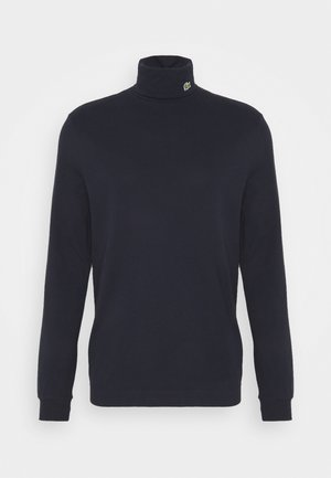 Langærmede T-shirts - dark blue