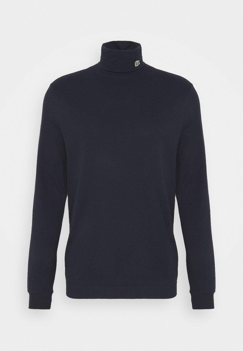Lacoste - Maglietta a manica lunga - dark blue