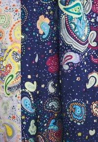 M Missoni - ABITO LUNGOSENZA MANICHE - Maxi dress - dark blue - 2
