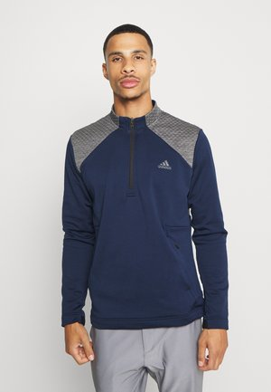 PERFORMANCE COLD RDY SPORTS GOLF - Sweatshirts - navy