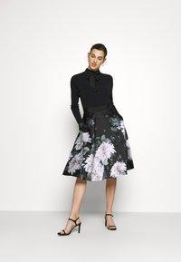 Ted Baker - JORDYNN - Day dress - black - 1