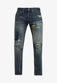 Polo Ralph Lauren - VARICK - Jeans slim fit - riggson repaired - 4